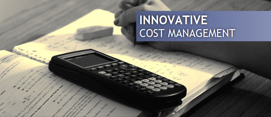 Innovative Cost Management