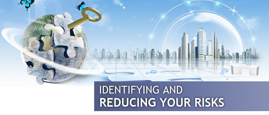 Idenitfying and reducing your risks